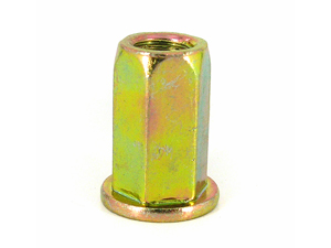 Hexagon Cylindrical Head Blind Nuts