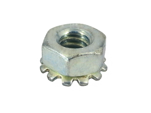 Teethed Conical Washer Nuts, SEMS Nuts
