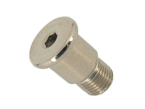 Phil-slot Flat Head Screws, Low Head Screws
