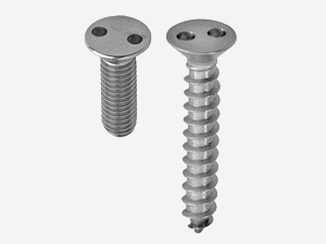 Spanner CSK head Tamper Proof Screws